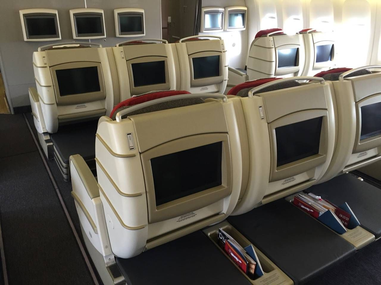 TAM B777 Executiva Business Class-010