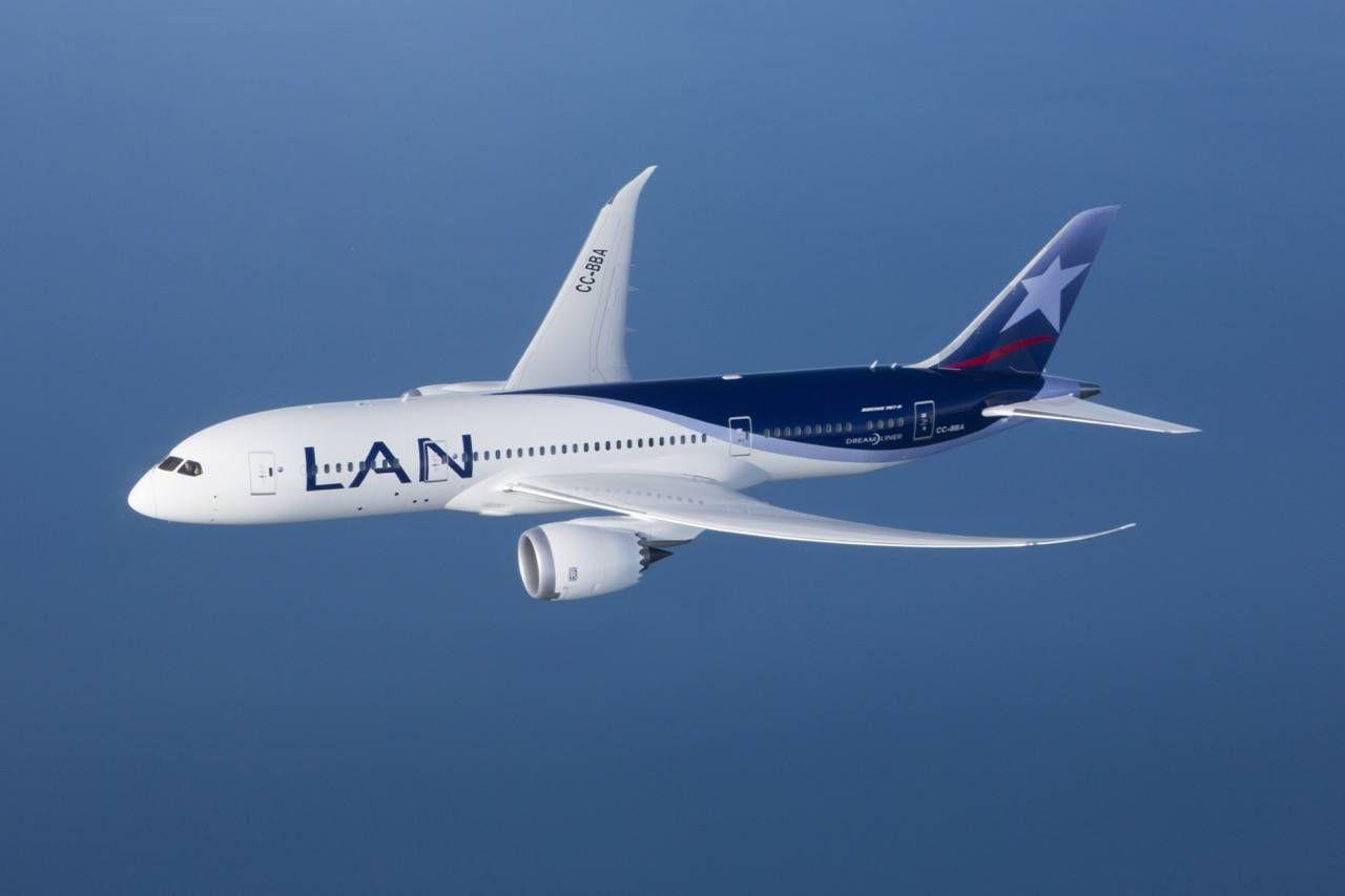 LAN Chile Boeing 787-8