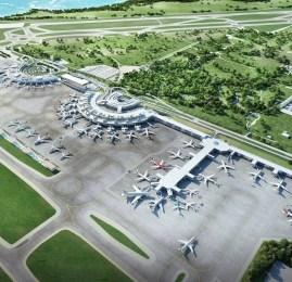 Confira as fotos de como ficará o aeroporto do Galeão no Rio após as reformas