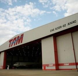 TAM construirá em Guarulhos o mais moderno hangar de manutenção do Grupo LATAM Airlines