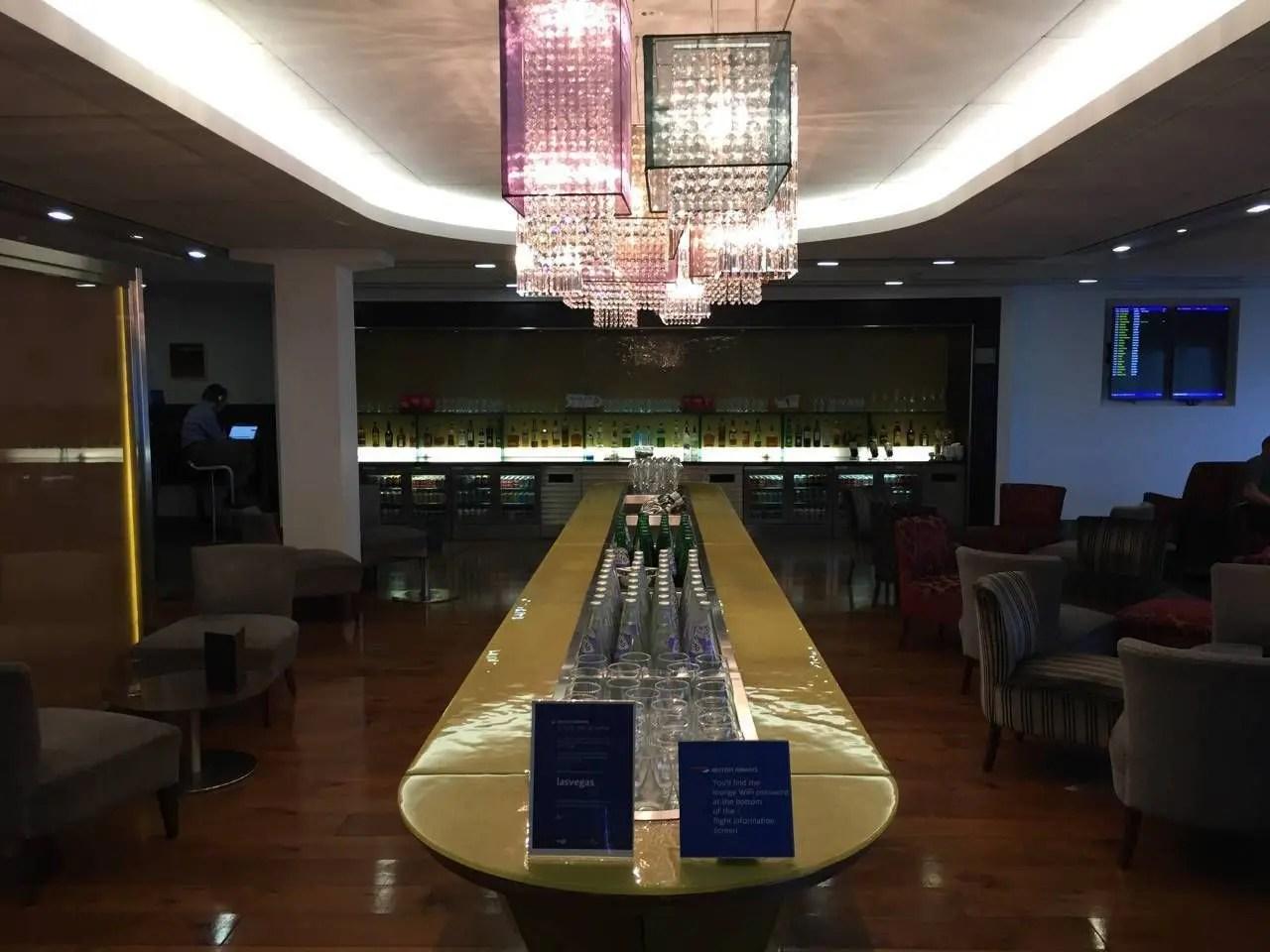 British Airways Galleries Lounge T3-034