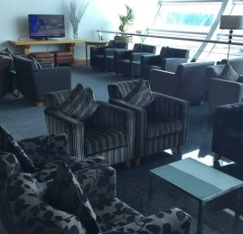 Sala VIP British Airways Galleries Lounge – Aeroporto de Dubai (DXB)