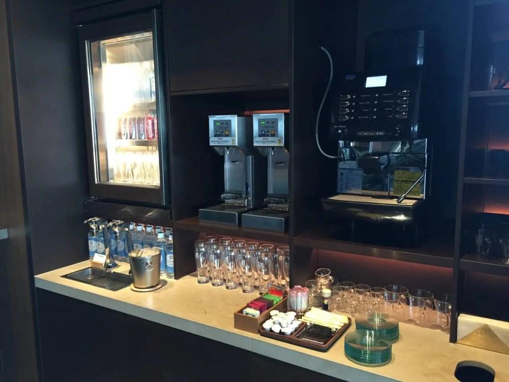 Cathay Pacific Lounge Haneda Tokyo-020