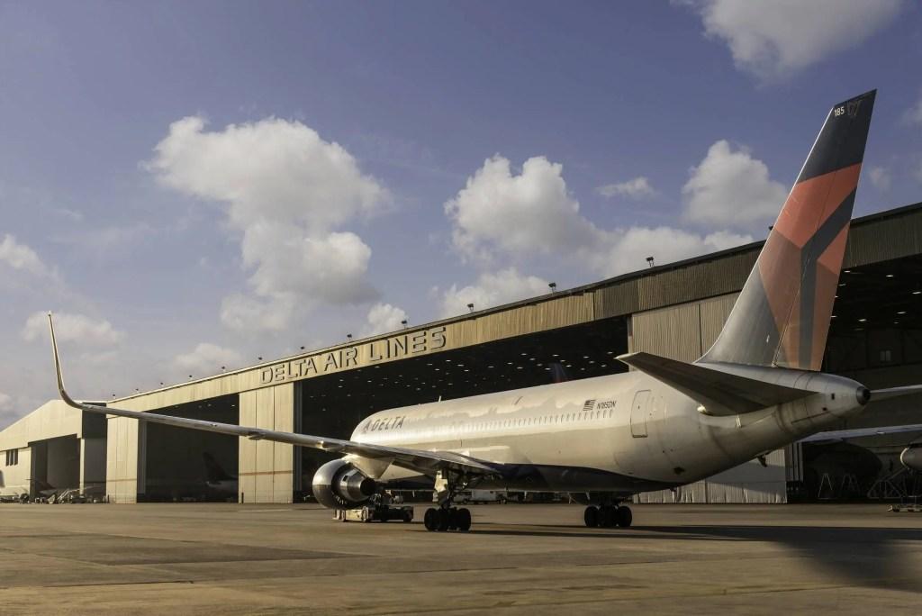 Delta Boeing 767  2