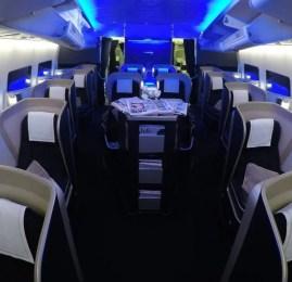 Primeira Classe da British Airways no B747-400 – São Paulo para Londres