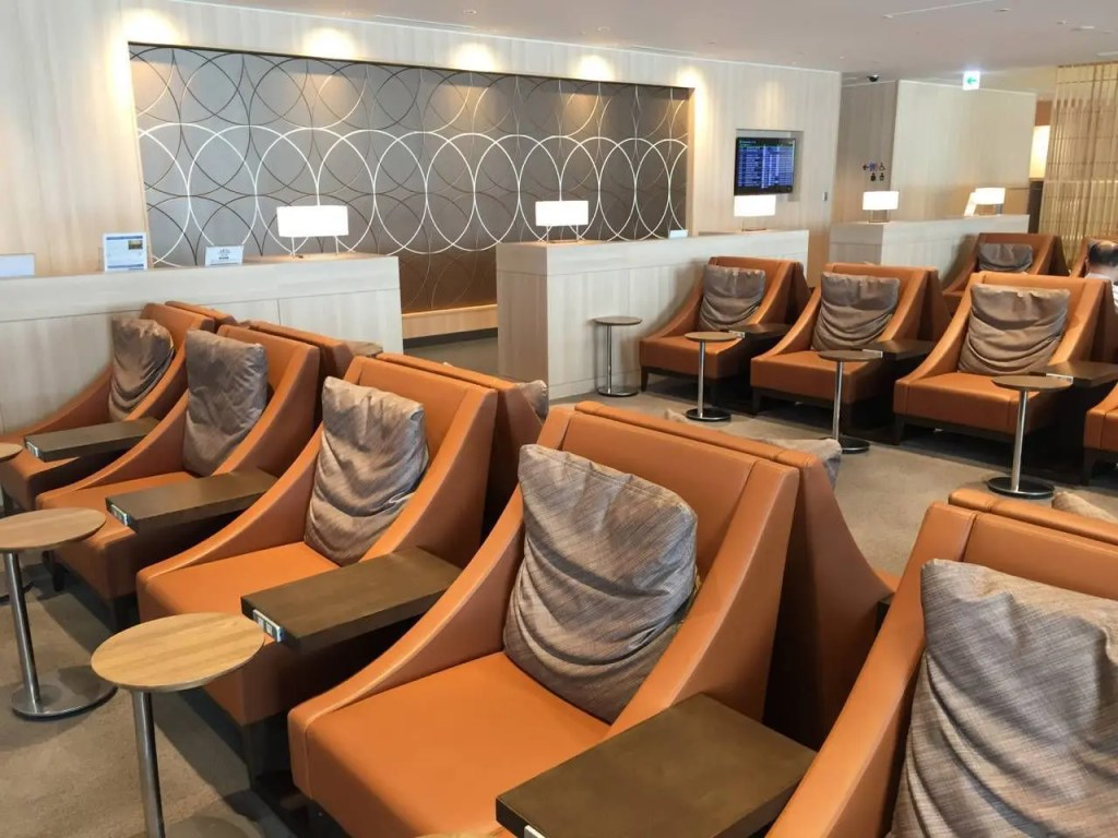 Sakura Lounge VIP Haneda-013