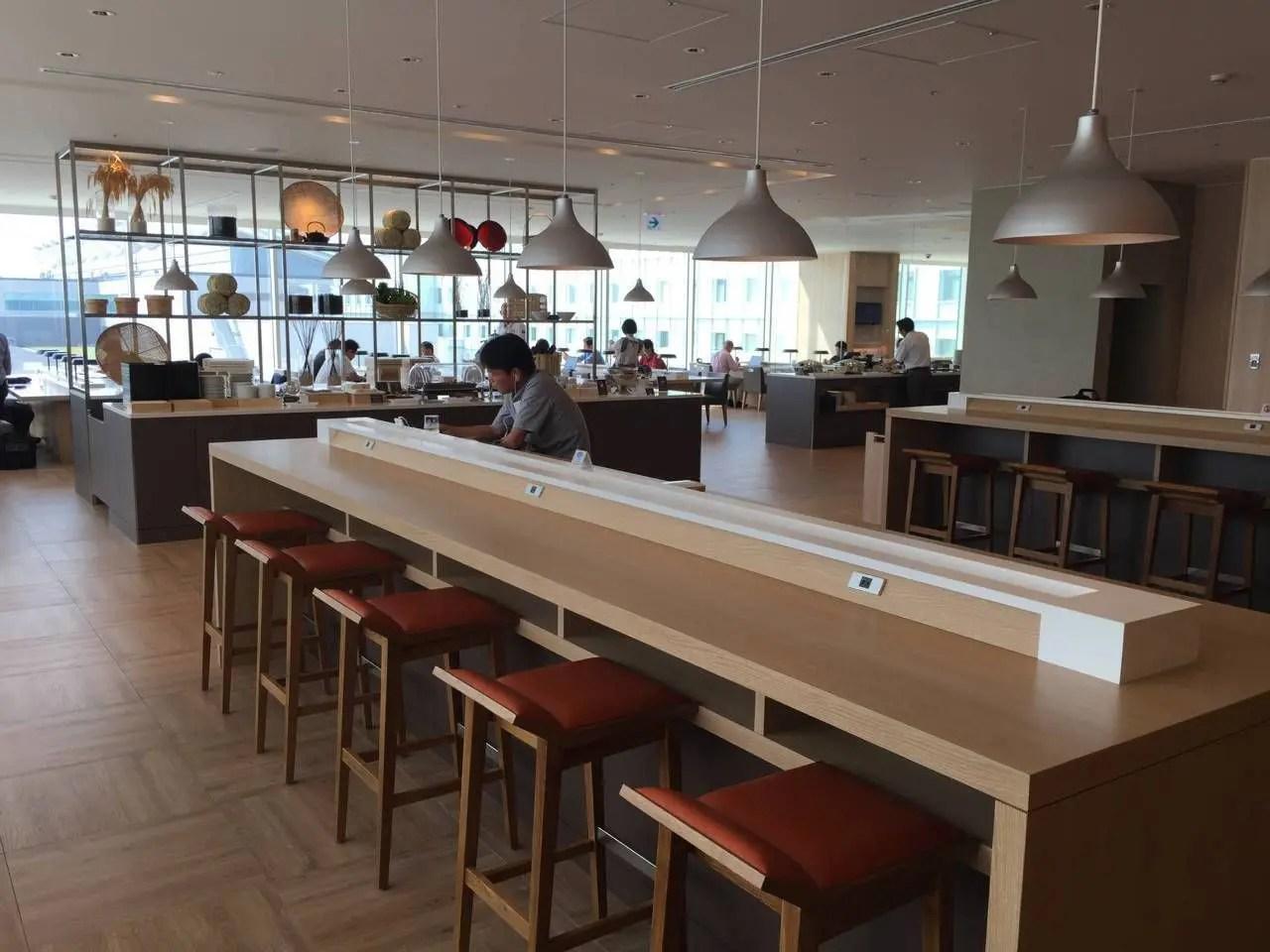 Sakura Lounge VIP Haneda-014