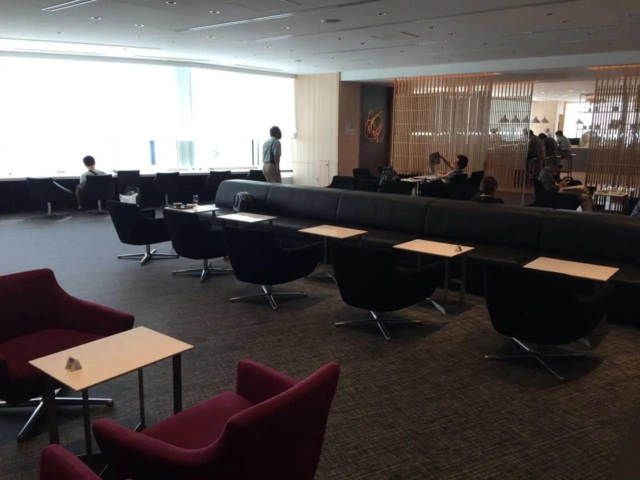 Sakura Lounge VIP Haneda-02