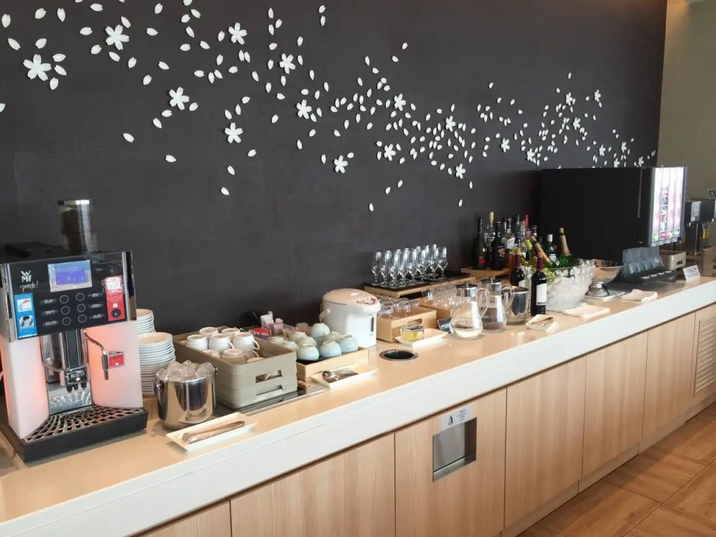 Sakura Lounge VIP Haneda-021