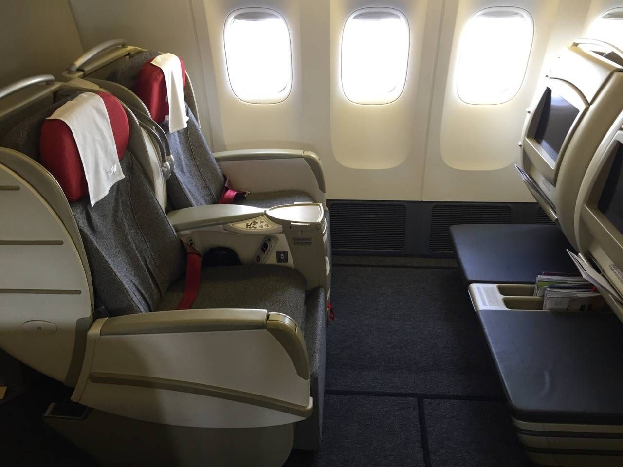 TAM B777 New Business Class Executiva-012