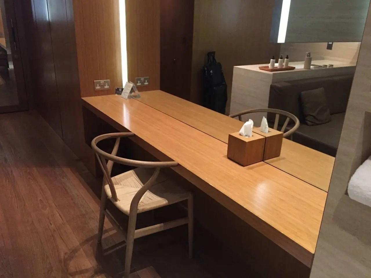The Wing VIP Lounge Hong Kong -027