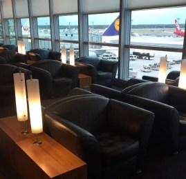 Lufthansa Senator Lounge – Aeroporto de Frankfurt (FRA) – Portão C15