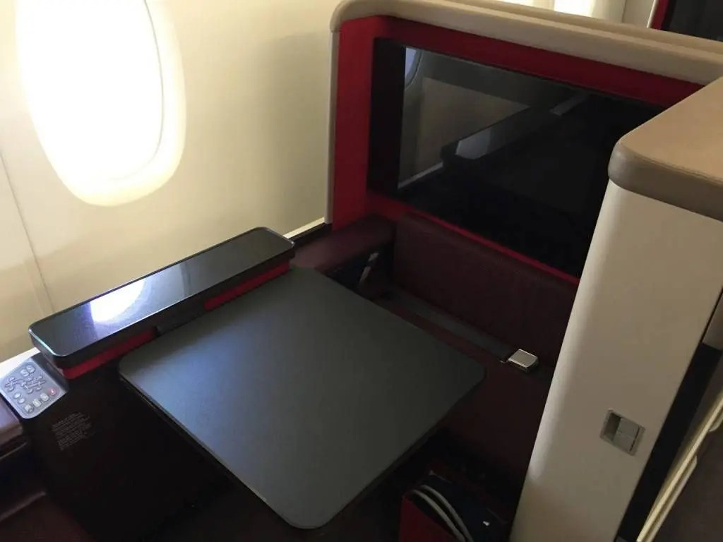 Malaysia Airlines A380 First Class-032