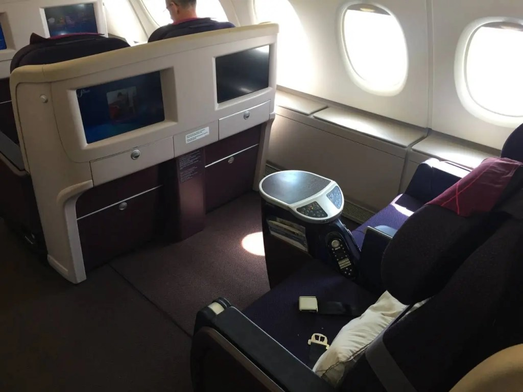 Malaysia Airlines A380 First Class-050