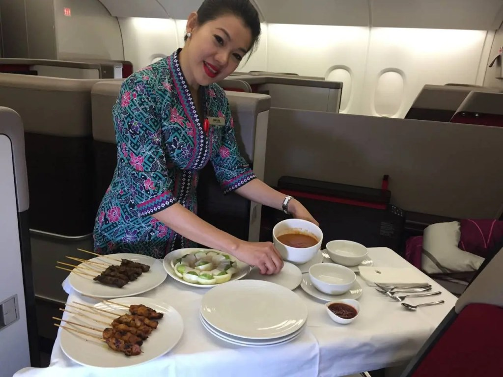 Malaysia Airlines A380 First Class-055