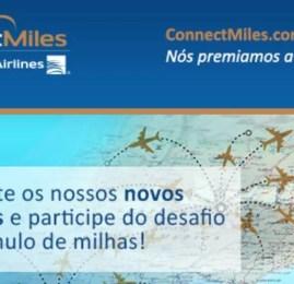 Copa Airlines oferece até 150.000 milhas para quem voar para os novos destinos da cia