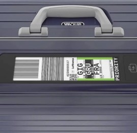 """Lufthansa e Rimowa ganham prêmio de inovação pela """"Best Baggage Initiative"""""""