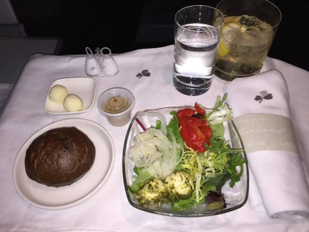 Aer Lingus A330 Business Class - 15