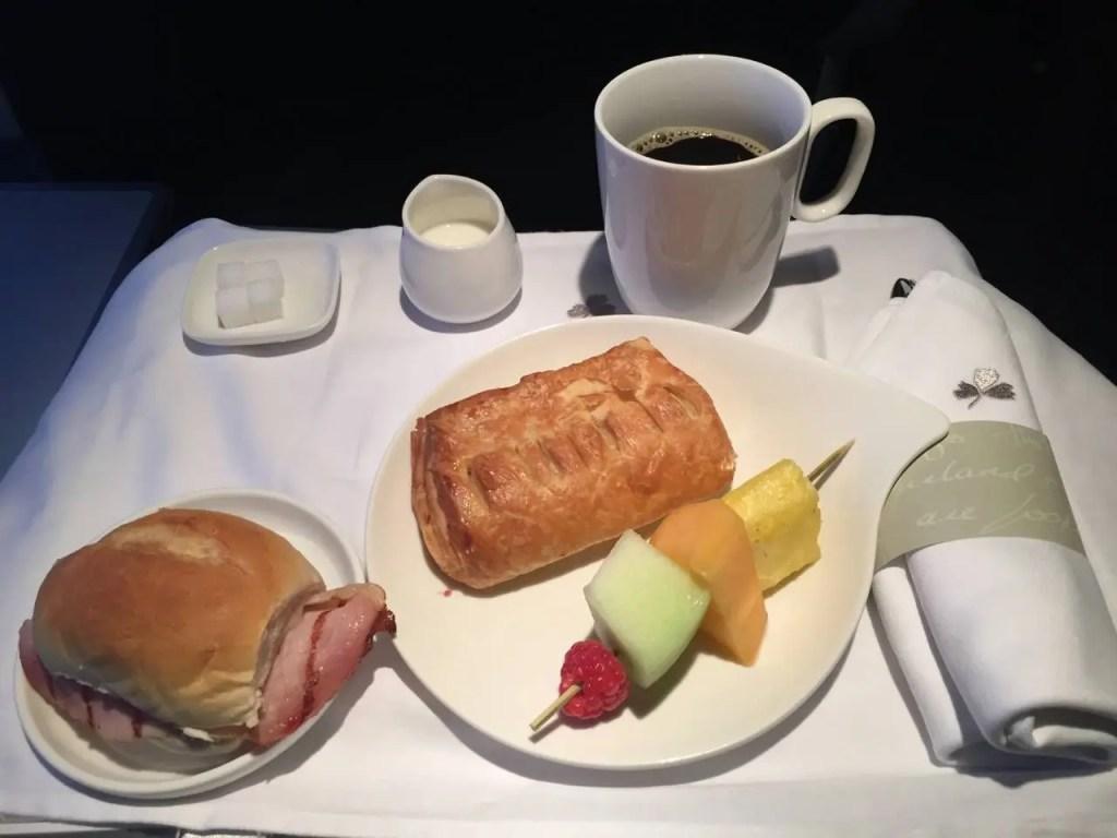 Aer Lingus A330 Business Class - 21