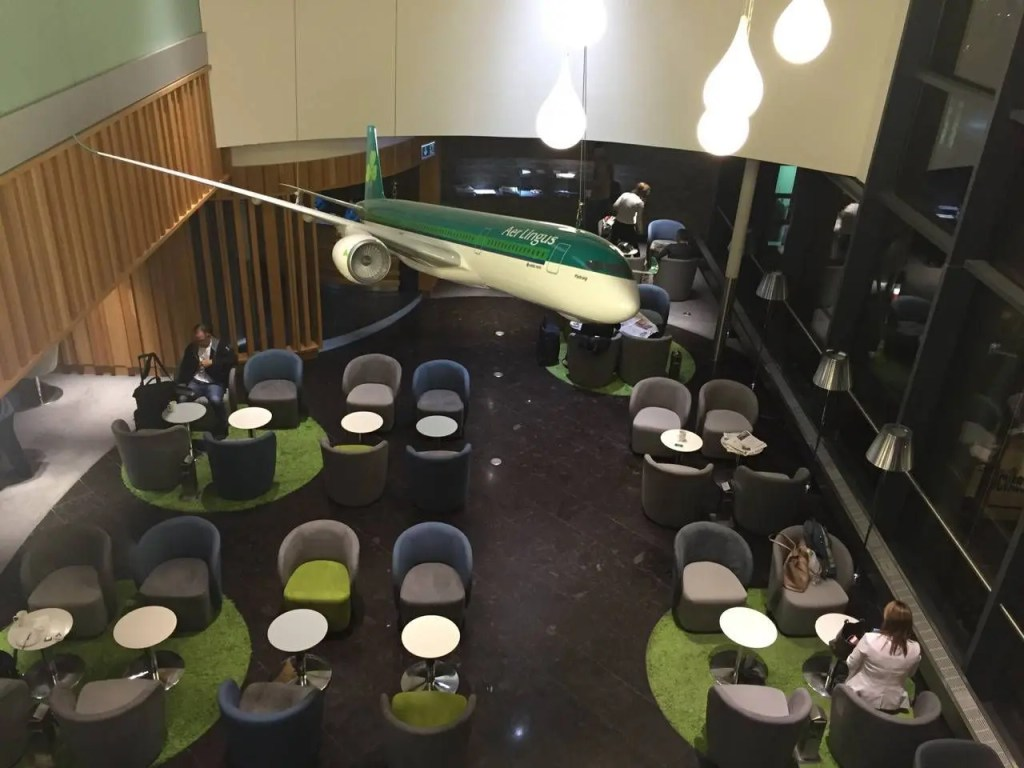 Aer Lingus Lounge Golden Circle Dublin-024