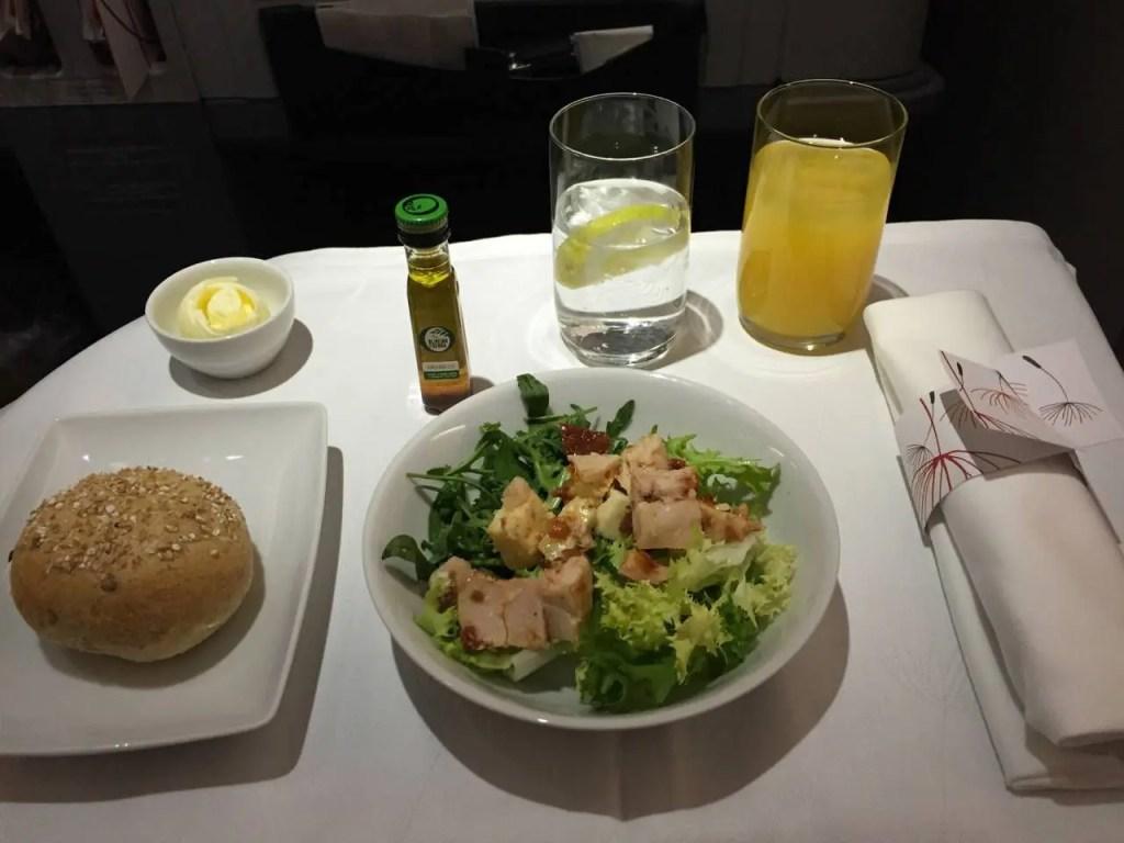 TAP A330 Business Class - 24
