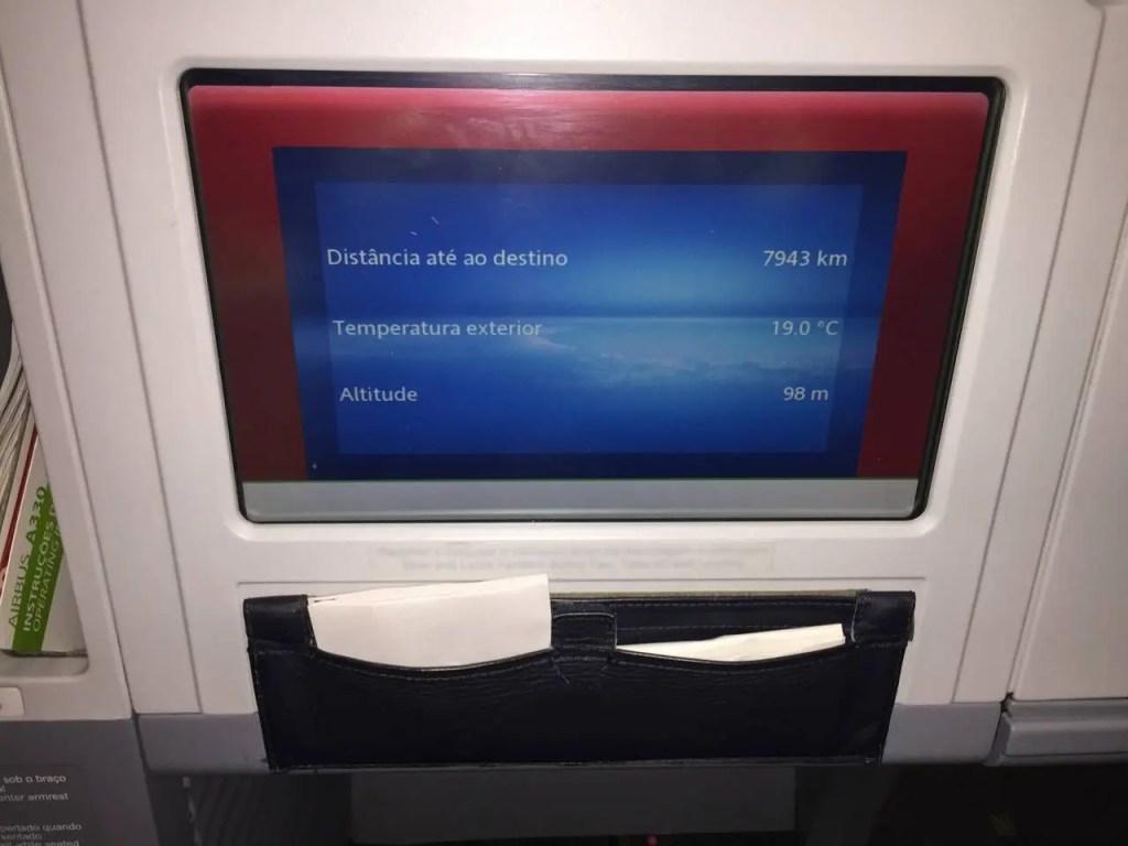 TAP A330 Business Class - 7