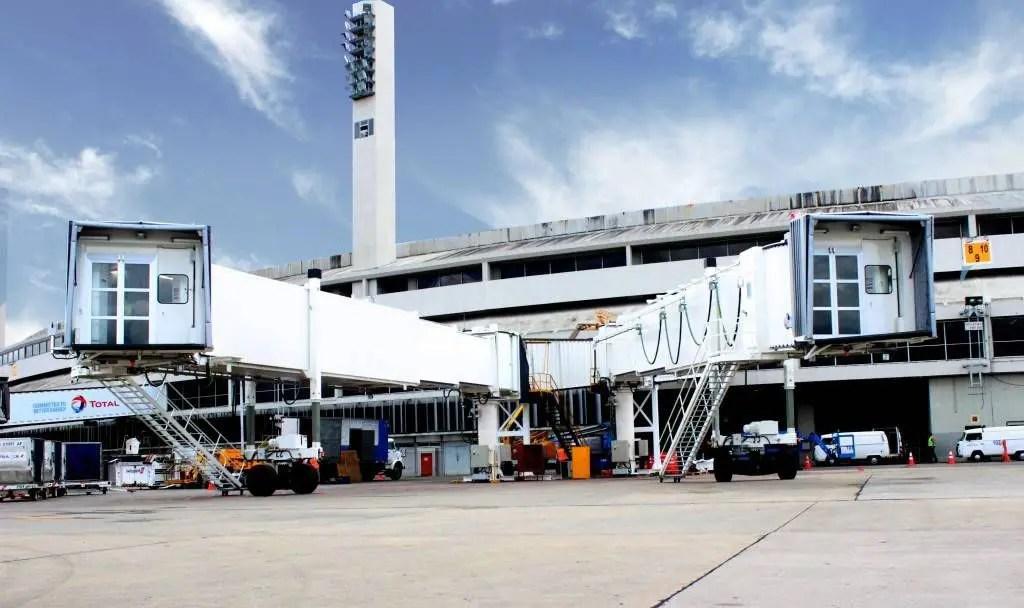 RIOgaleão - Novas pontes de embarque