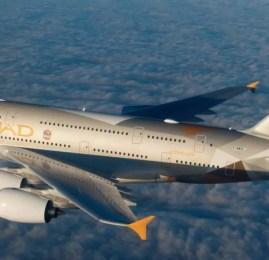 Etihad Airways vai operar o A380 para Mumbai