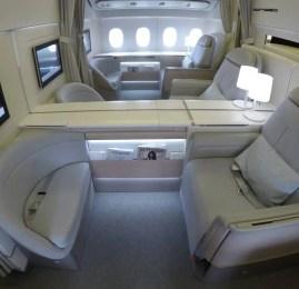 Introdução – Primeira vez na Primeira Classe da Air France