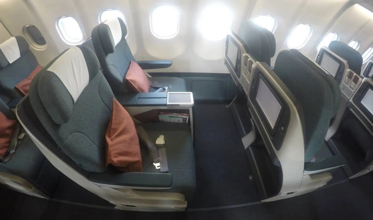 Cathay Pacific - A330 - Classe Executiva