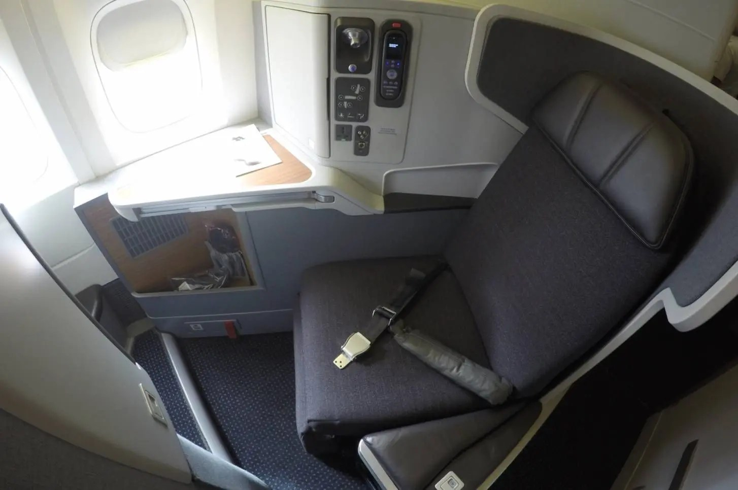 American Airlines B777-300ER - Classe Executiva