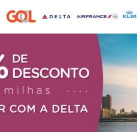 Clientes do Banco do Brasil ganham 30% de desconto ao emitir passagens da Delta pelo Smiles