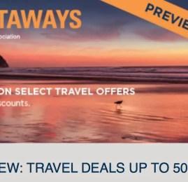 Daily Getaways – Receba até 50% de desconto em hotéis, parques e serviços de viagens