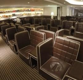 Sala VIP Diamond Premier Lounge – Aeroporto de Tóquio (HND)
