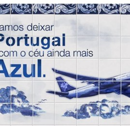 Azul começa a venda de passagens para Lisboa com passagens de executiva mais caras que Primeira Classe