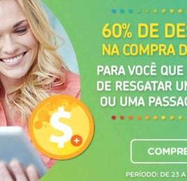 Multiplus Fidelidade oferece 60% de desconto na compra de pontos. Vale a pena?
