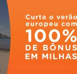 Smiles oferece 100% de bônus no acúmulo de milhas na compra de passagens aéreas