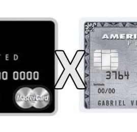 Mastercard Black Unlimited do Santander vs. The Platinum Card da American Express – Qual o melhor cartão do Brasil?