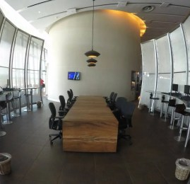 South African Lounge – Aeroporto de Cape Town (CPT)