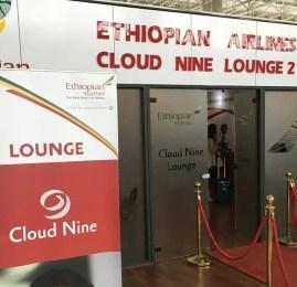 Sala VIP Cloud Nine by Ethiopian Airlines – Aeroporto de Addis Ababa