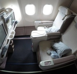 Classe Executiva da Turkish no A330-200 – Istambul para St. Petersburg