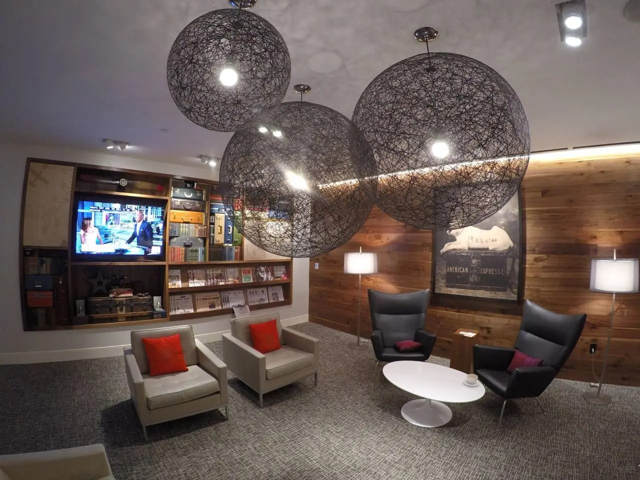 Sala Vip The Centurion Lounge By American Express