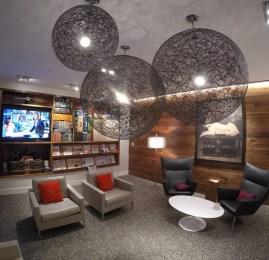 Sala VIP The Centurion Lounge by American Express – Aeroporto de Houston (IAH)