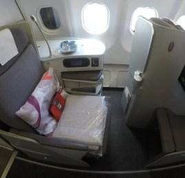 Classe Executiva da Iberia no A330-300 – São Paulo para Madrid