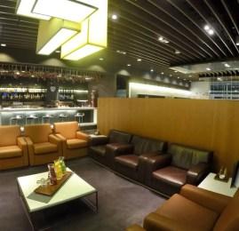 Sala VIP Lufthansa First Class Lounge – Aeroporto de Munique (MUC)