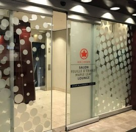 Air Canada Maple Leaf Lounge – Aeroporto de Montreal (YUL)