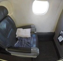 Classe Executiva da Aeromexico no E190 – Cidade do Mexico p/ Los Cabos