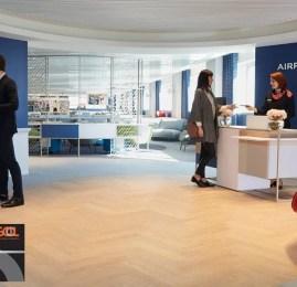 Clientes Smiles Diamante agora podem acessar as salas VIP's da Air France em Paris