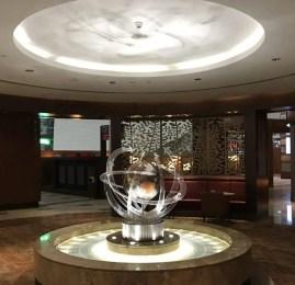 Sala VIP Emirates Business Class – Aeroporto de Dubai – Concourse A