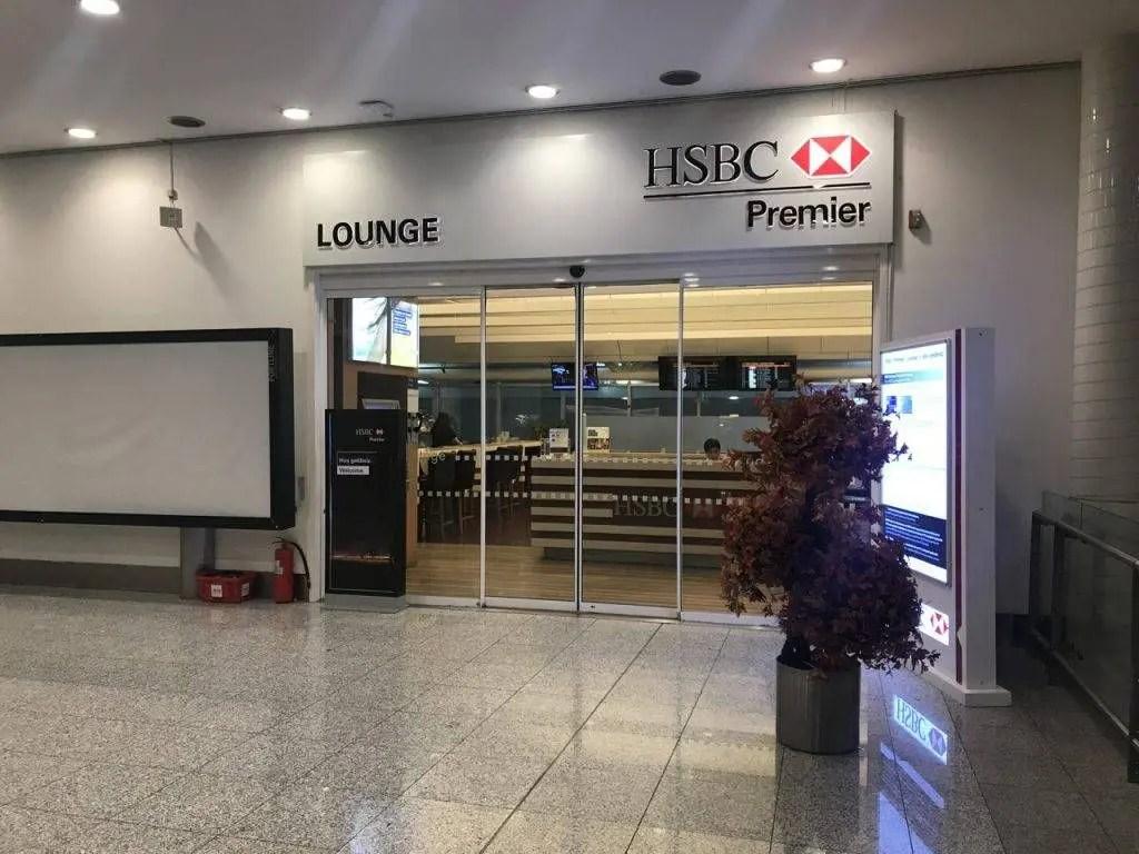 Sala VIP HSBC Premier Lounge - Aeroporto de Istambul (IST